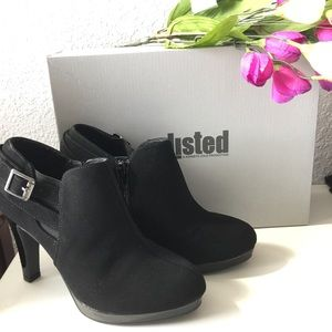 Unlisted by Kenneth Cole Ankle Boots